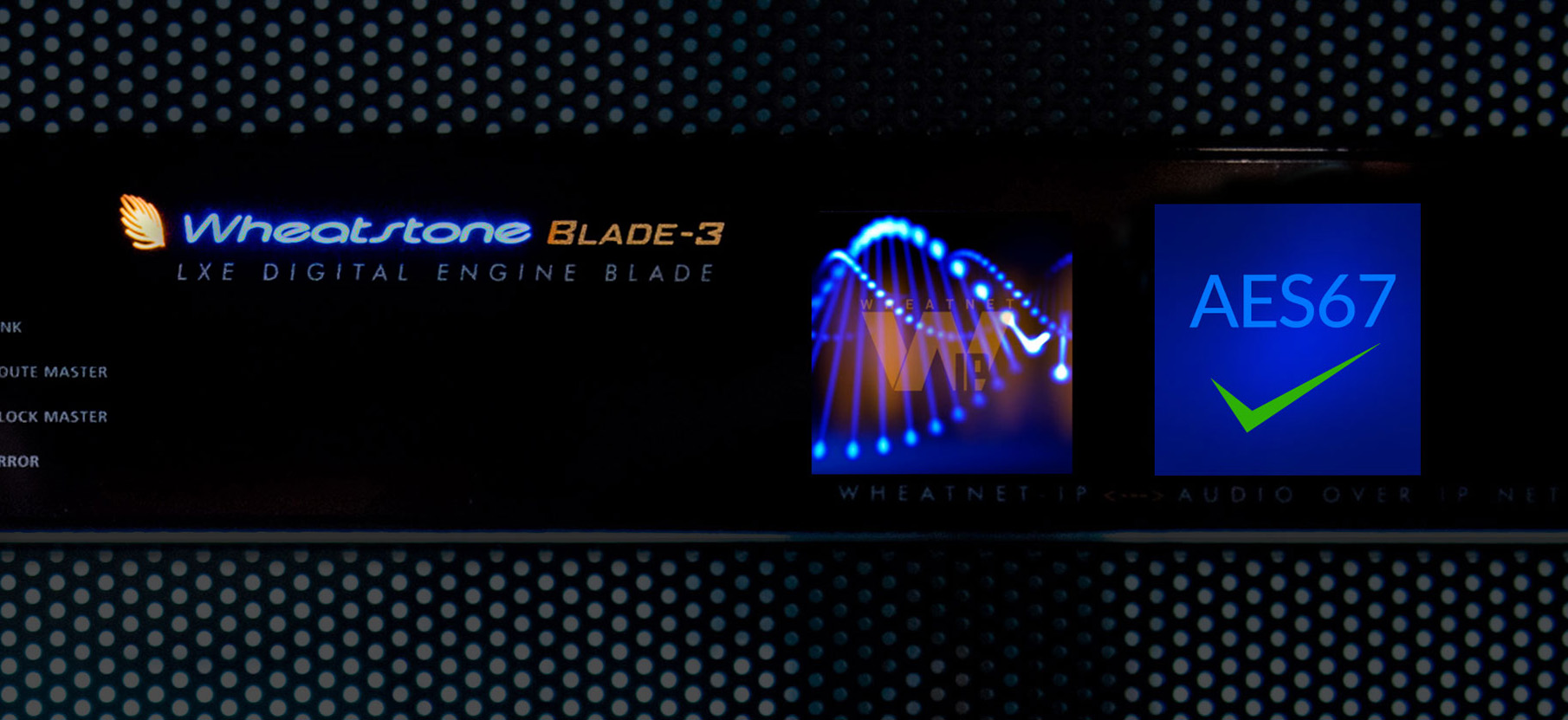 BLADES AES67